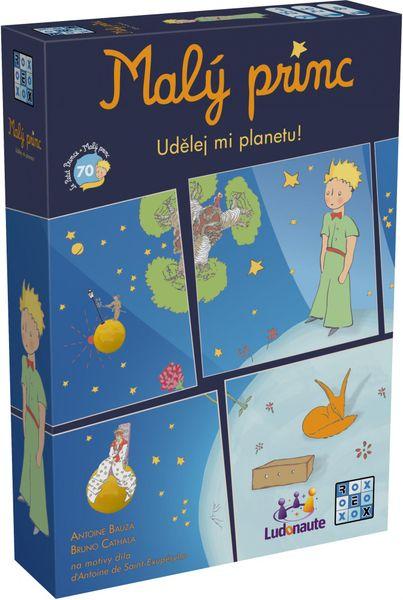 REXhry Malý princ: Udělej mi planetu