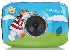 GoGEN Outdorová kamera modrá, Maxipes Fík  - rozbaleno