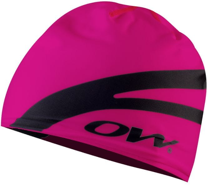 One Way Mia Figura Racing Hat Pink-Black Uni