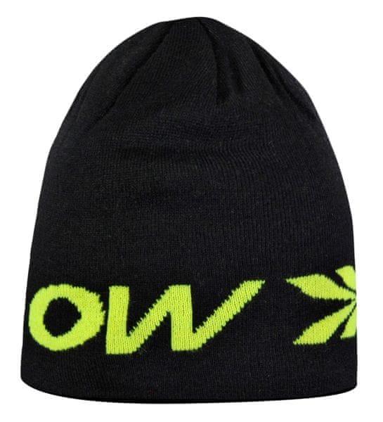 One Way Challenge Wool-Mix Knit Beanie Black Uni