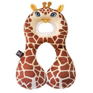BenBat Nákrčník s opěrkou hlavy 1-4 roky, Žirafa