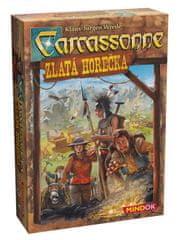 Mindok Carcassonne: Zlatá horečka