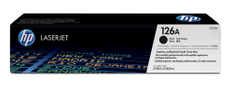 HP toner 126A (CE310A), črn