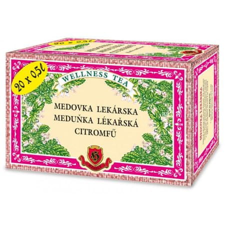 HERBEX Meduňka lékařská 20x3g n.s.