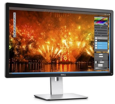 DELL LED monitor 4K P2415Q