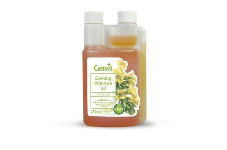 Canvit suplement diety dla psa i kota Natural Line Evening Primrose oil  - 250 ml