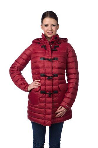 Geox női kabát 46 piros  75edadb6f4