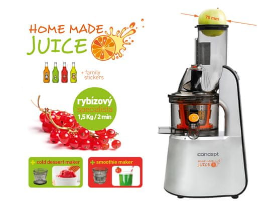 Concept LO7065 Home Made Juice