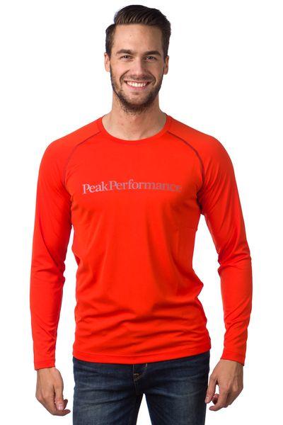 Peak Performance pánské funkční tričko S oranžová