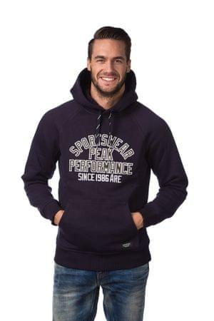 PeakPerformance férfi pulóver M sötétkék