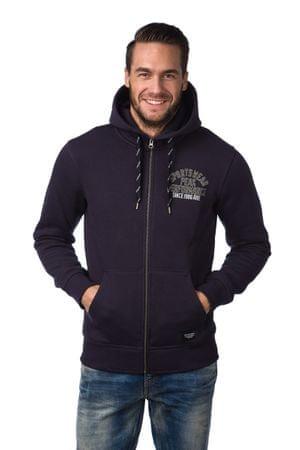 PeakPerformance férfi pulóver XL sötétkék