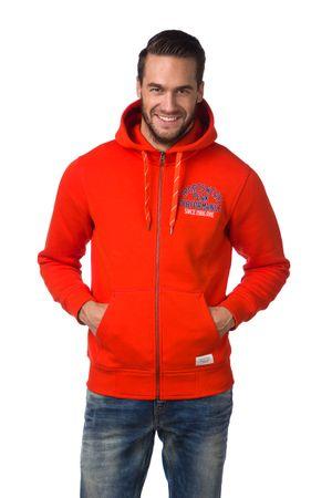 PeakPerformance férfi pulóver XXL narancssárga