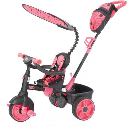 Little Tikes Trójkołowy rowerek 4w1 Deluxe