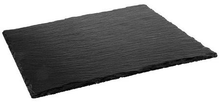 ILSA servirni pladenj iz skrilavca, 26,5x16,2 cm