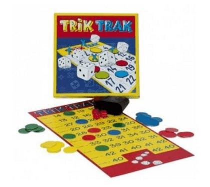 Kocka igra Trik trak