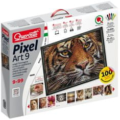 Quercetti Pixel Art 9 - rozbaleno