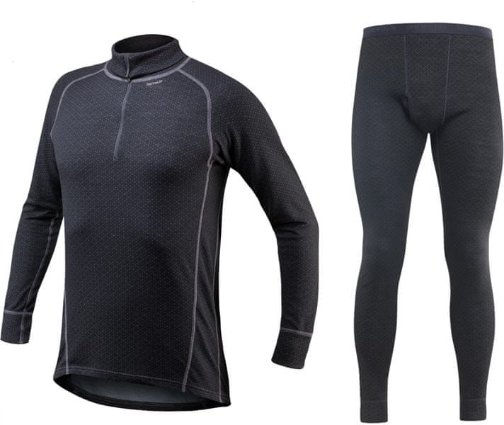 Devold Set Active Man Zip Neck + Long Johns XXL