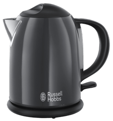 Russell Hobbs 20192-70 Grey Compact Kettle 2.2kw