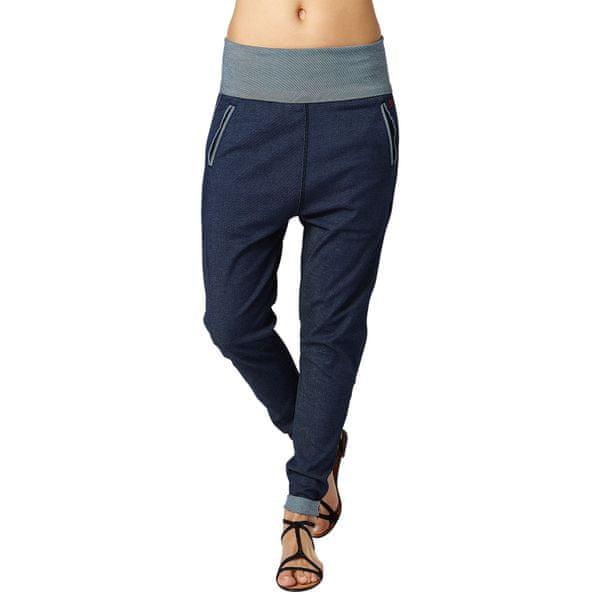 Pepe Jeans dámské kalhoty Chakra 25 modrá