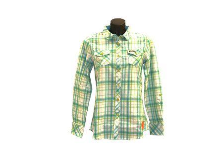 Elan srajca Promo 70 PSL70215 S bež/zelena