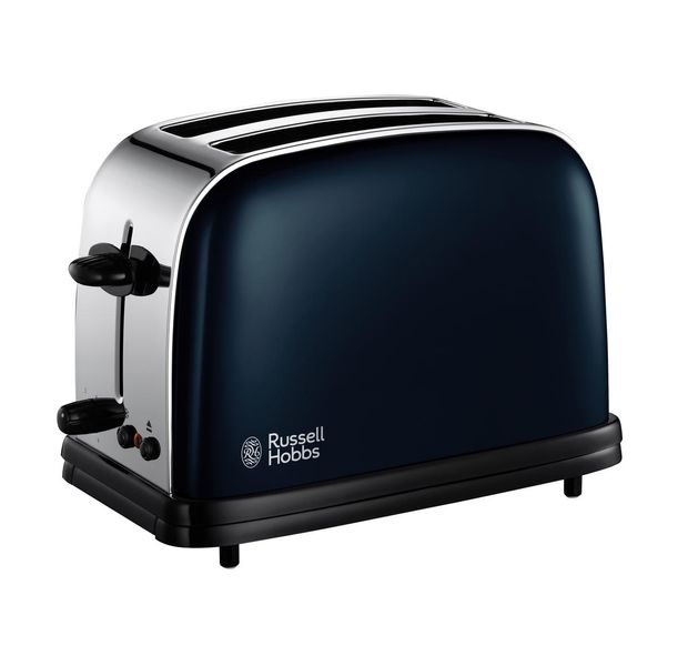 Russell Hobbs 18958-56/RH Colours Blue 2 Slice Toaster