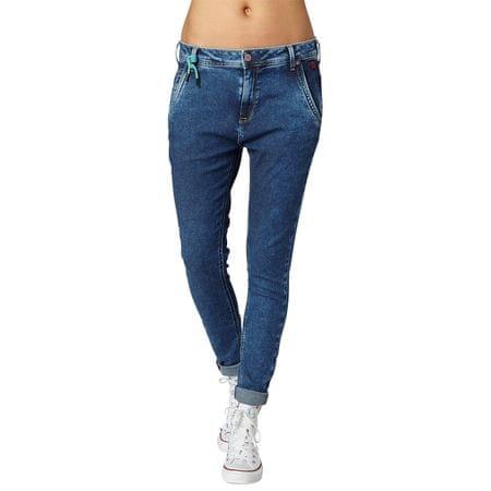 Pepe Jeans dámské jeansy Flow 26 modrá - Parametry  5e0b70a43b
