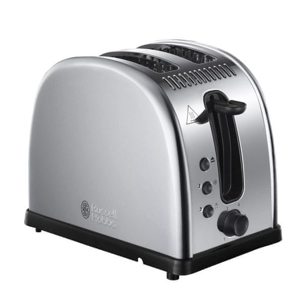 Russell Hobbs 21290-56/RH Legacy 2SL Toaster - S/S