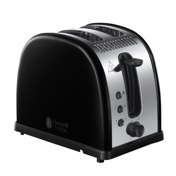 Russell Hobbs 21293-56/RH Legacy 2SL Toaster - Black