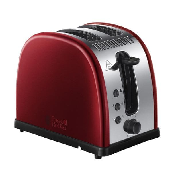 Russell Hobbs 21291-56/RH Legacy 2SL Toaster - RED
