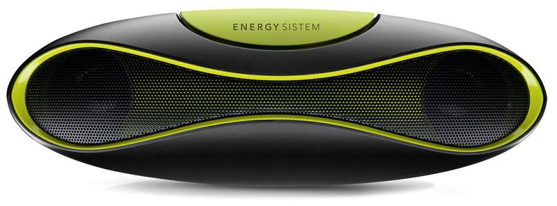Energy Sistem Music Box Z220 Sport, černá/zelená - II. jakost