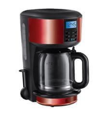 Russell Hobbs 20682-56/RH Legacy Red Coffeemaker