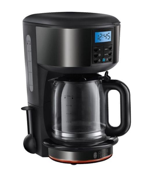 Russell Hobbs 20684-56/RH Legacy Black Coffeemaker
