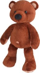 MÚ BRNO Medveď Pupík 60cm, hnedý
