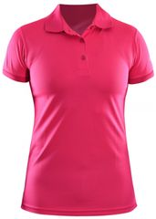 One Way Short Sleeve Pique Wo