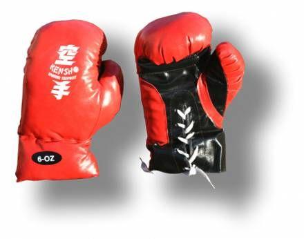KENSHO Gyerek bokszkesztyű 10 OZ piros