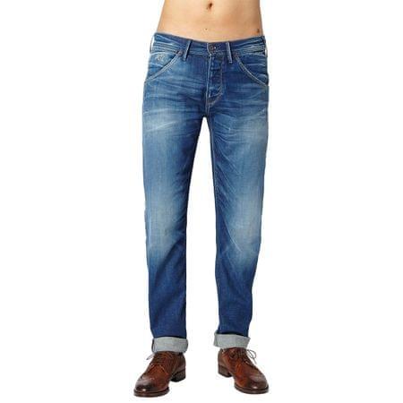 Pepe Jeans moške kavbojke Flint 34/32 modra