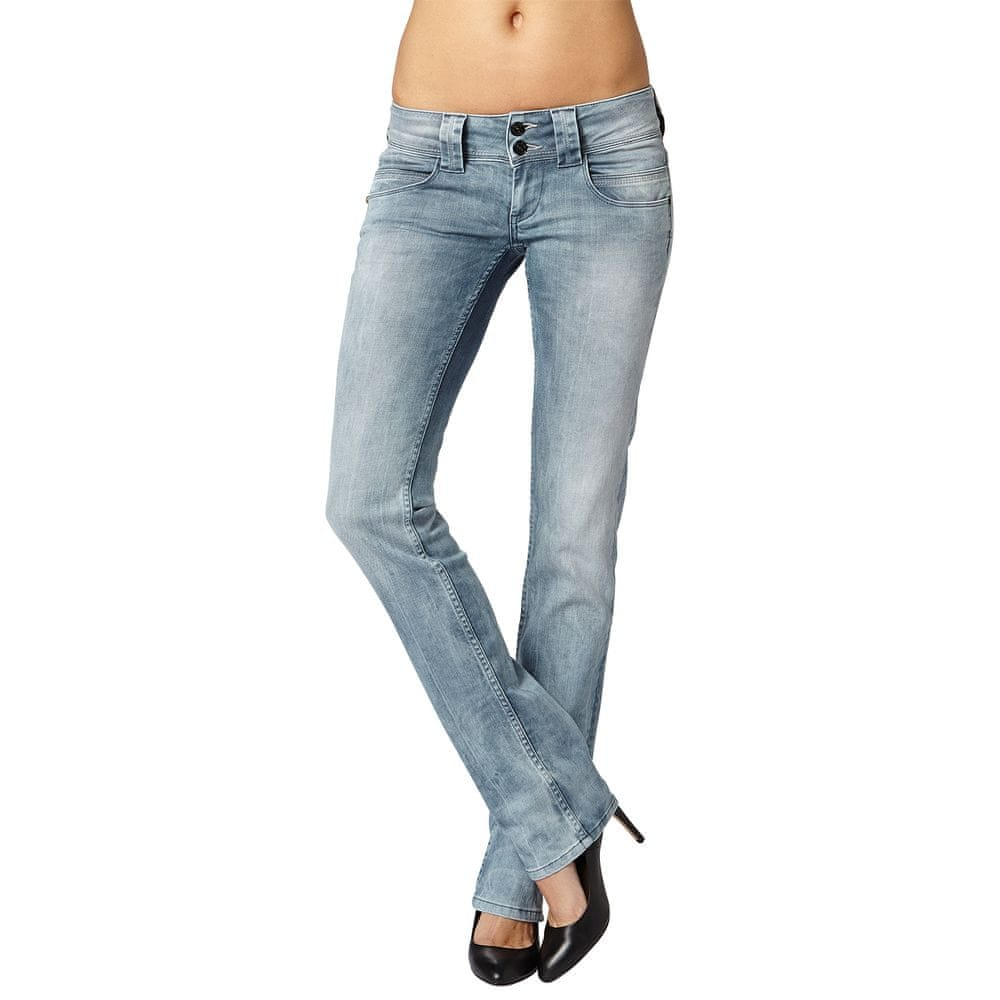 Pepe Jeans ženske kavbojke Venus 32 34 siva  3fcd4ca752