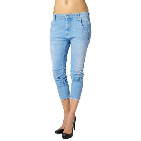 Pepe Jeans dámské 3/4 jeansy Topsy 31 modra