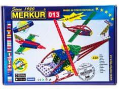 Merkur 013 Helicopter Modele RC Kit, 10 modeli