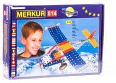 Merkur Samolot 10 modeli 141 części