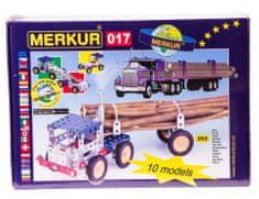Merkur Modele RC Kit, 017 Ciężar10 modeli 202sz