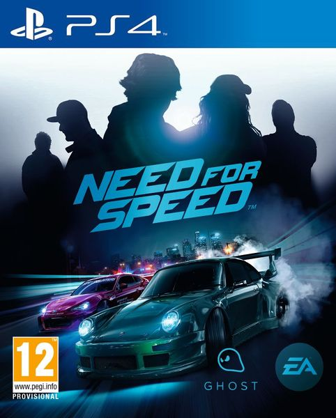 EA Games Need for Speed / PS4