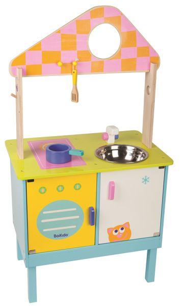 BOIKIDO Kuchyňka 3 v 1 – hraj si a vař