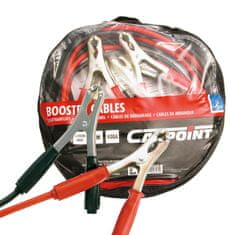 CarPoint vžigalni kabli 400A, jeklene kleme