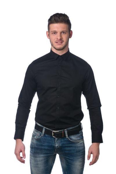 Peak Performance pánská košile S černá