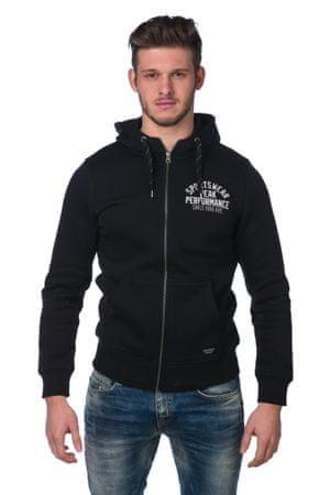 PeakPerformance férfi pulóver L fekete