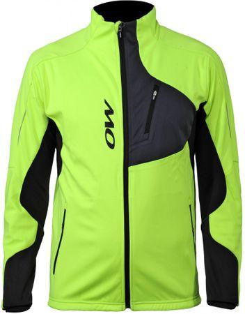 One Way kurtka męska One Way Freedom Softshell Jacket Yellow XL