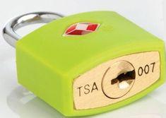 REAbags Bezpečnostní TSA zámek na zavazadla TB027