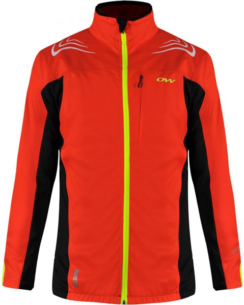 One Way Cata Pro Women's Softshell Jacket Red M