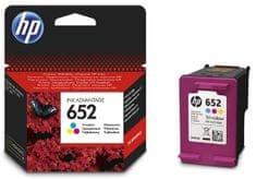 HP náplň č.652, barevná (F6V24AE)